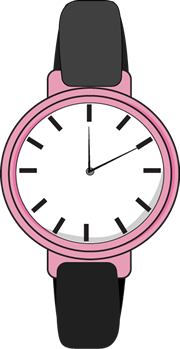 Watch clipart Clipart Watches  Art Clipart