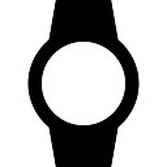 Watch clipart blank Blank Vectors with files Watch