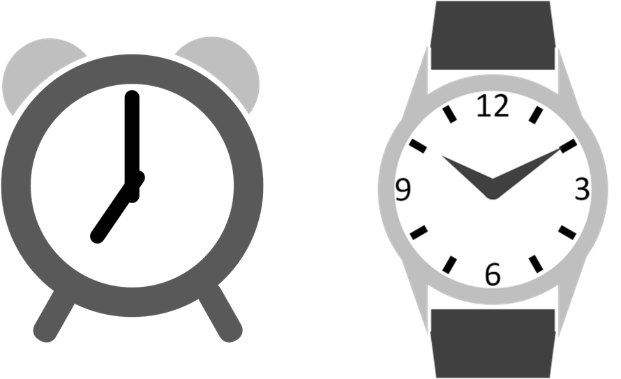 Watch clipart hand clock Icons var5 Clock in powerpointy