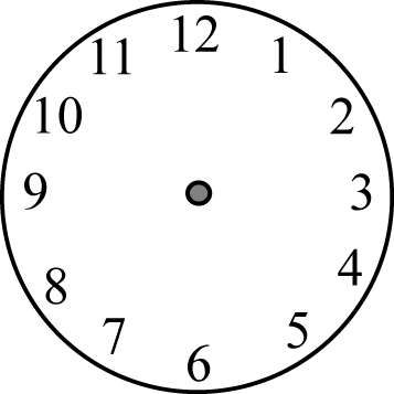 Watch clipart hand clock Images Art Clock Clip without