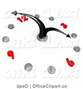 Watch clipart hand clock With Wall Designs Office Clip