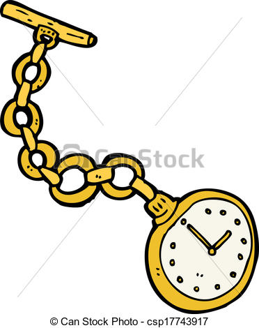 Pocket Watch clipart cartoon Clipart collection watch old Stock
