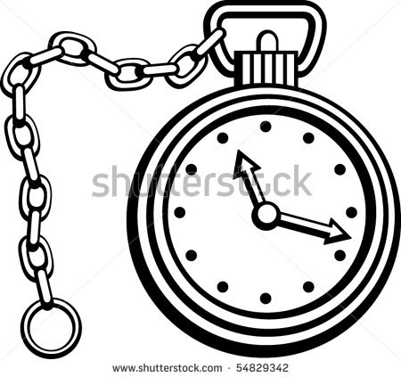 Simple clipart pocket watch Art Clipart watch clipart collection