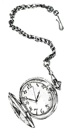 Simple clipart pocket watch Pinterest Pin Pocket about Tattoos