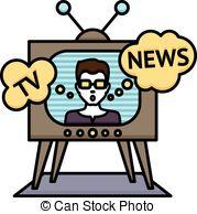 Watch clipart the news News News Tv Clipart Clipart