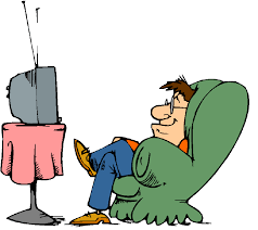 Watch clipart the news Clipart Tv Watchin Clipart Download