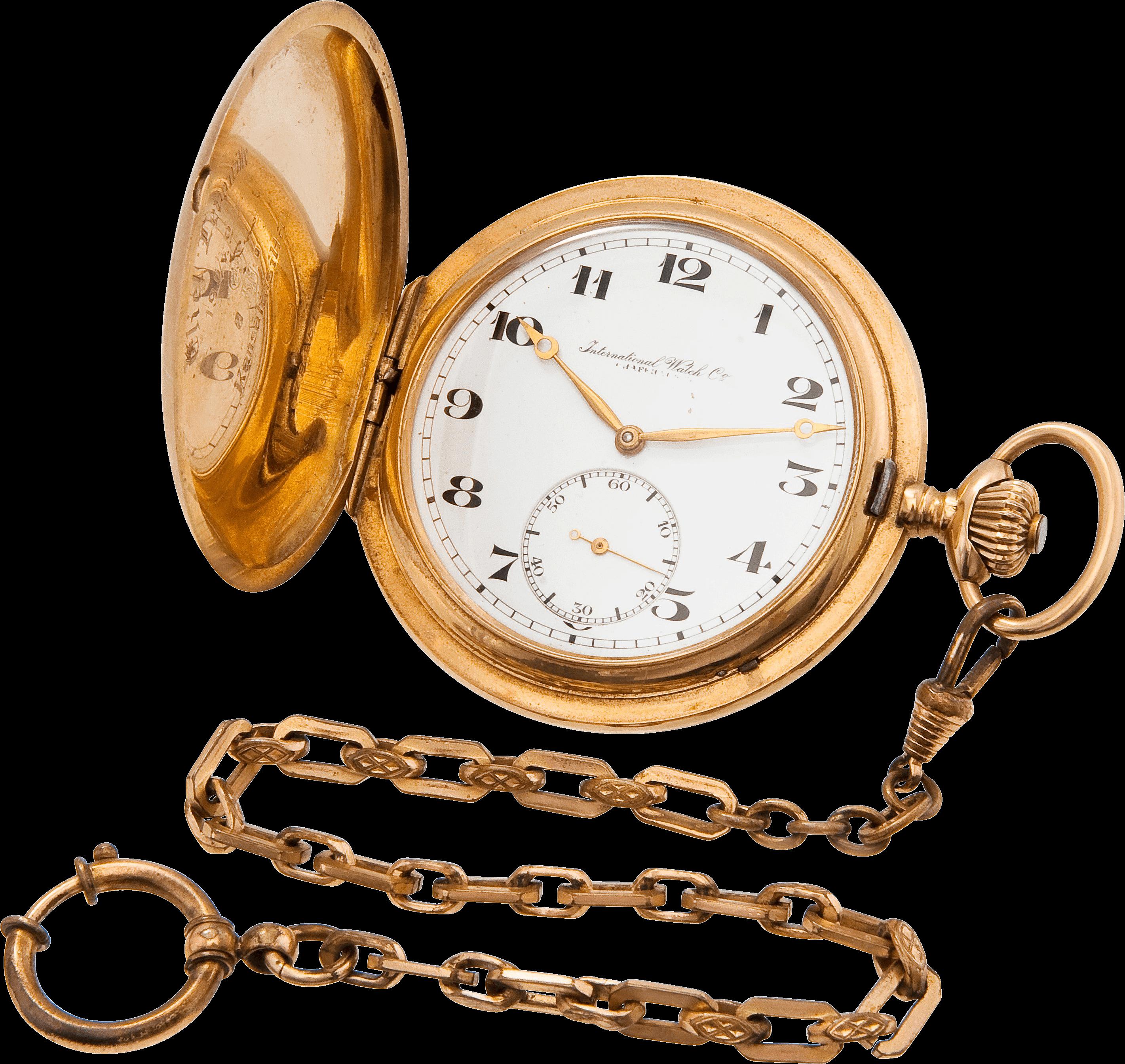 Pocket Watch clipart hand watch Transparent PNG StickPNG Clock Pocket