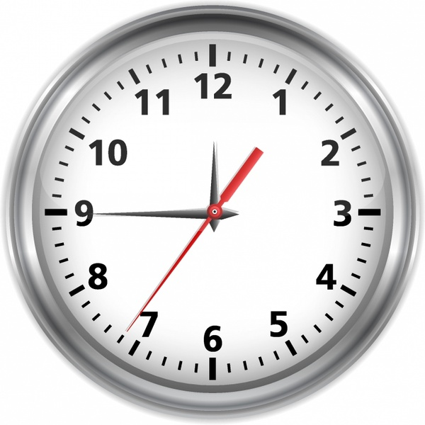 Watch clipart vector free download  Free for commercial clock