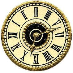 Watch clipart vintage clock Clip More art clock Cute