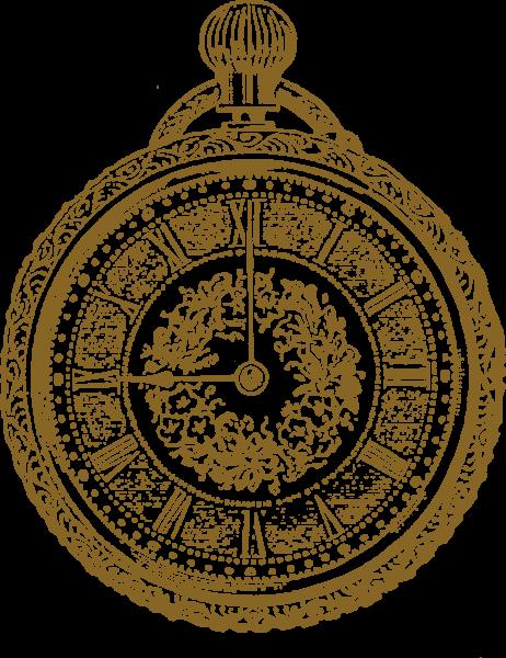Watch clipart vintage clock Clock Vintage Illustration art clip