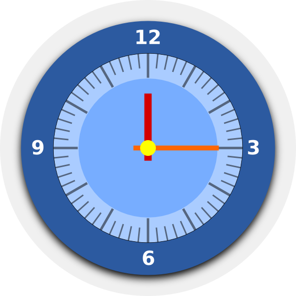 Watch clipart wall clock Clip online Wall clip Download