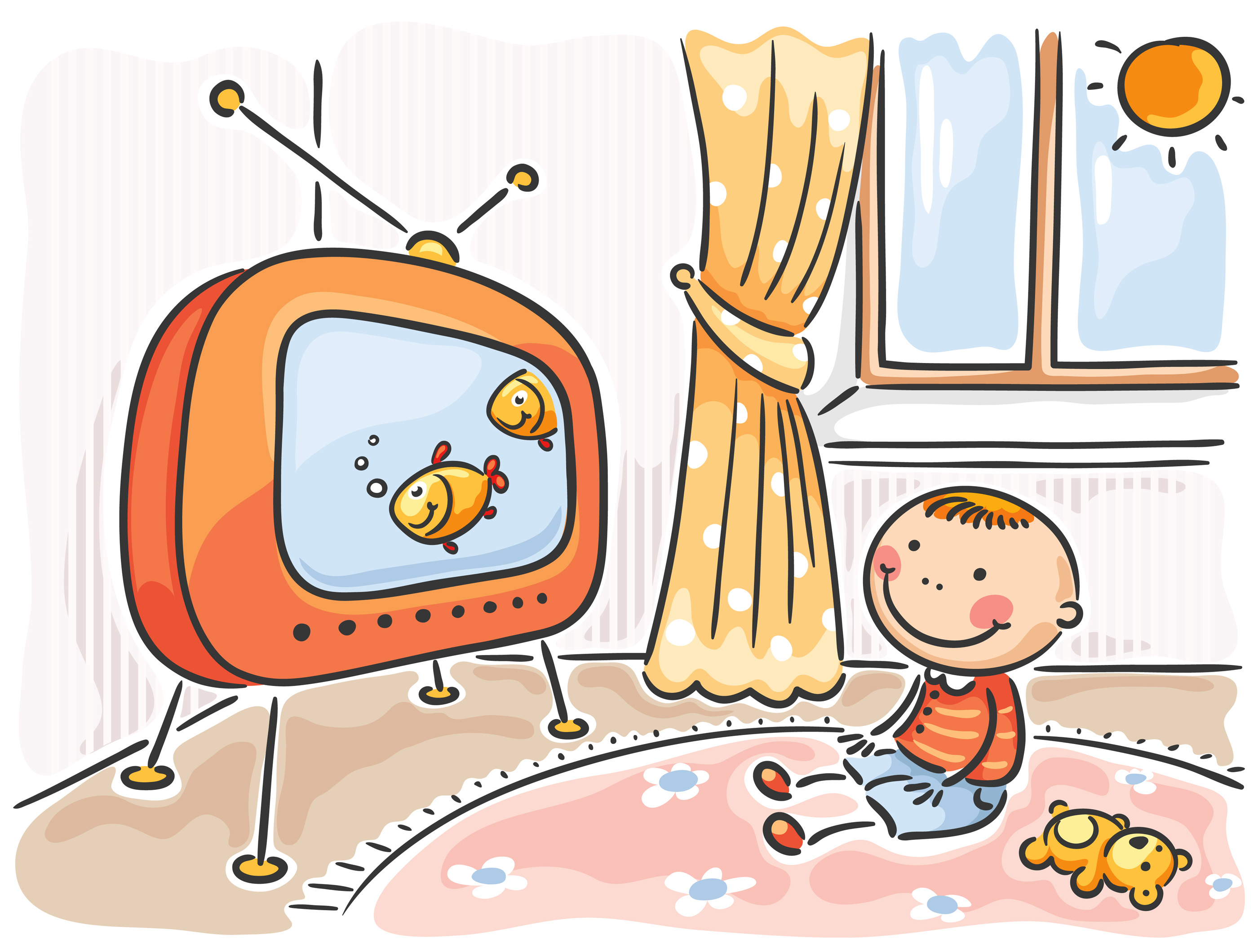 Watch clipart watch television Cliparts Watching Cliparts Zone Television