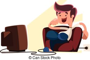 Watch clipart watch television Watch Clip Clipart Art –