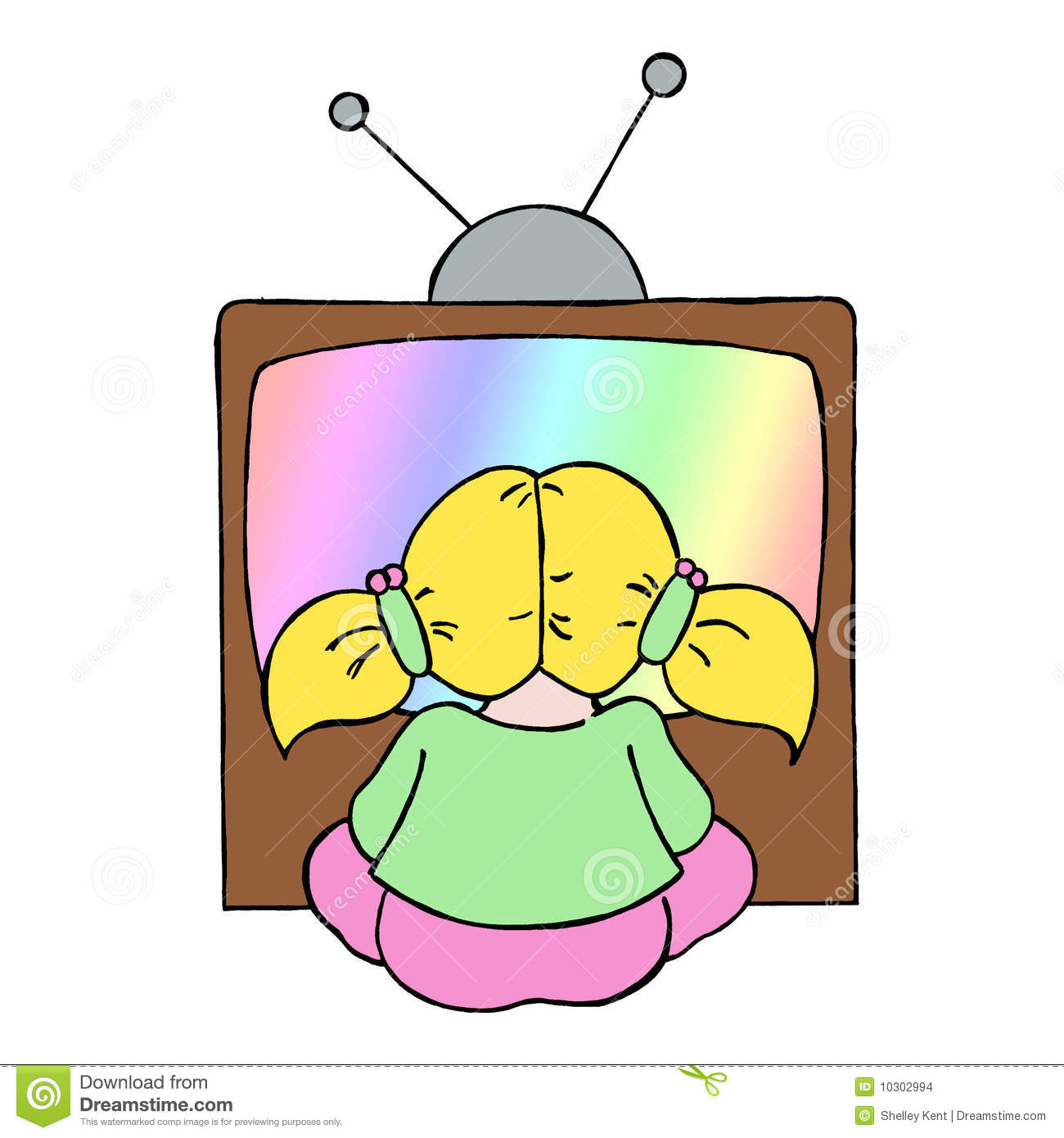 Watch clipart watch television Clipart Watching Images Free Clipart