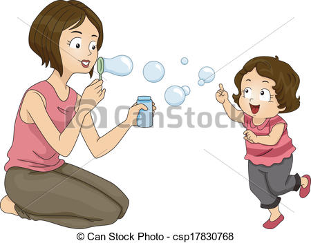 Water Blister clipart Art Blowing csp17830768 Illustration