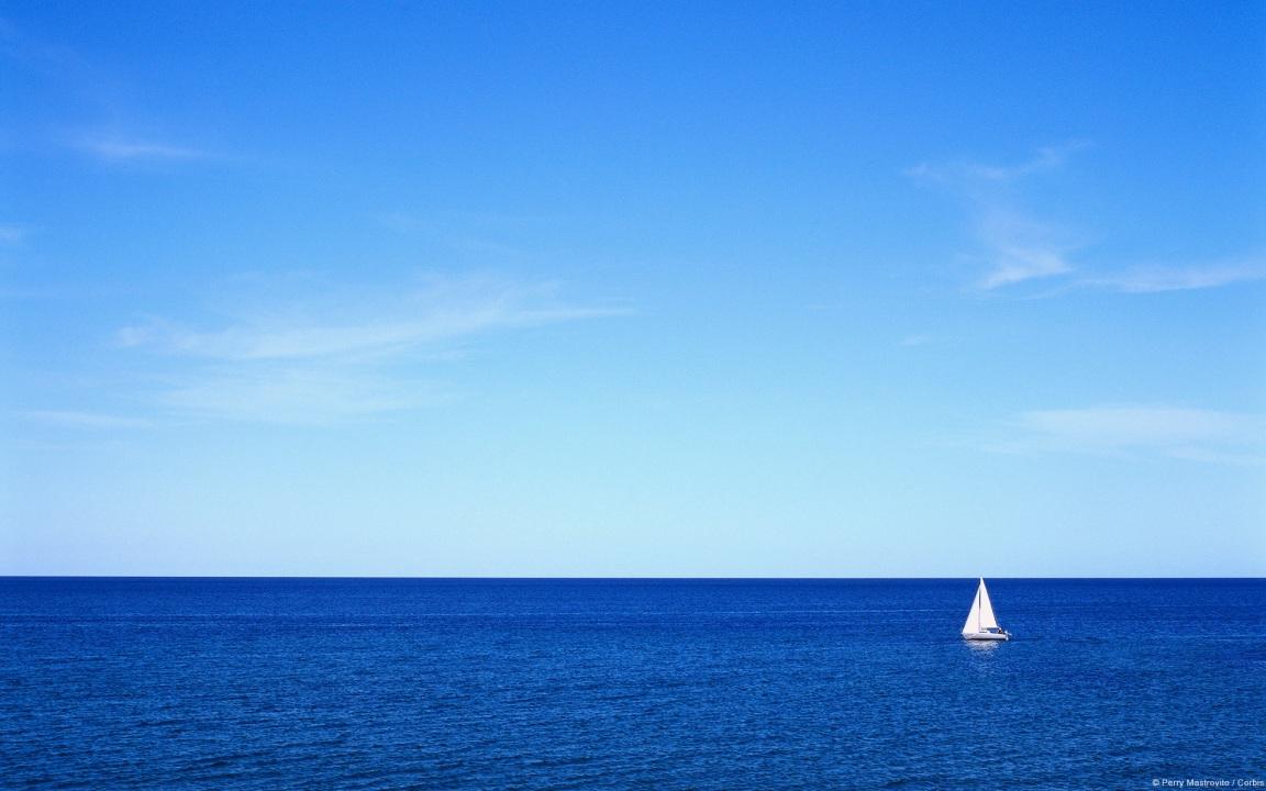 Sea clipart blue sea #9