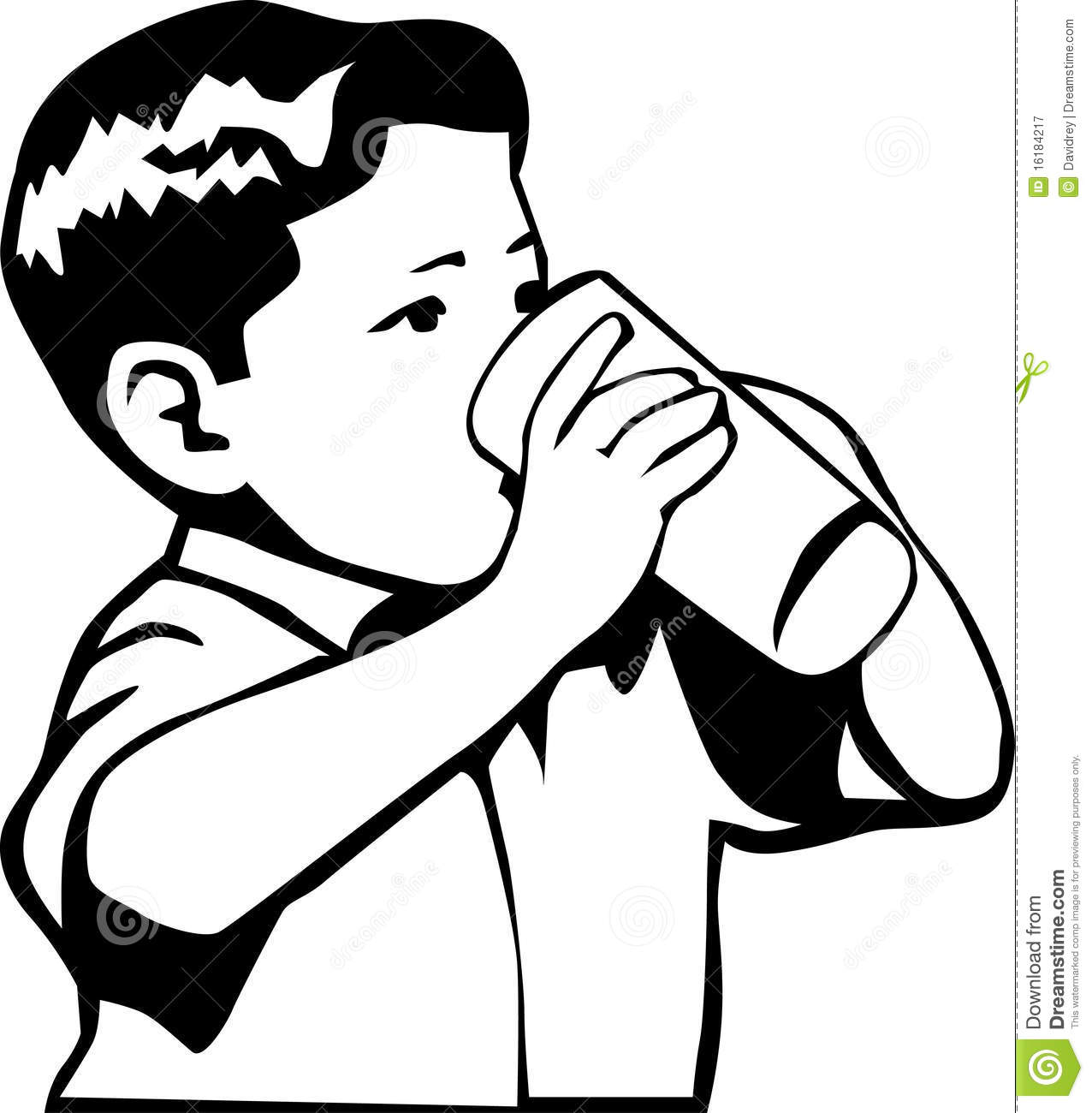 Boy clipart drink water Water Drink clipart clip art
