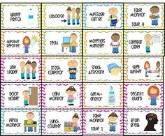 Preschool Clipart Download Helper Chart