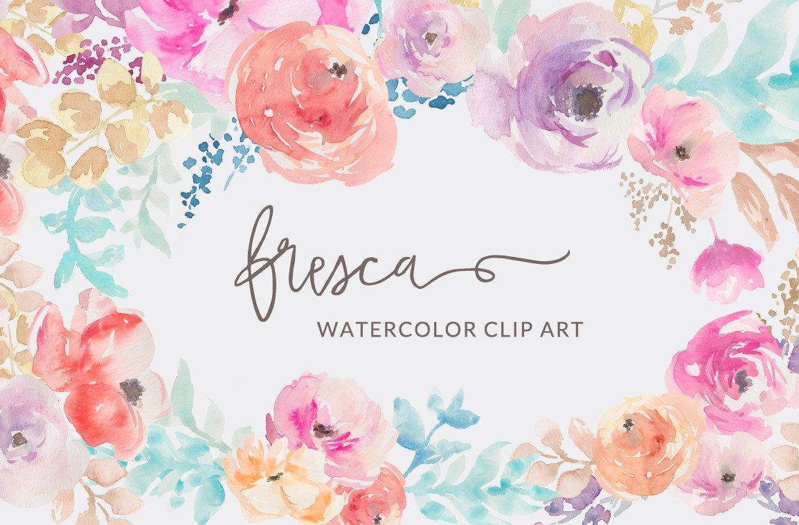 Water Color clipart #14