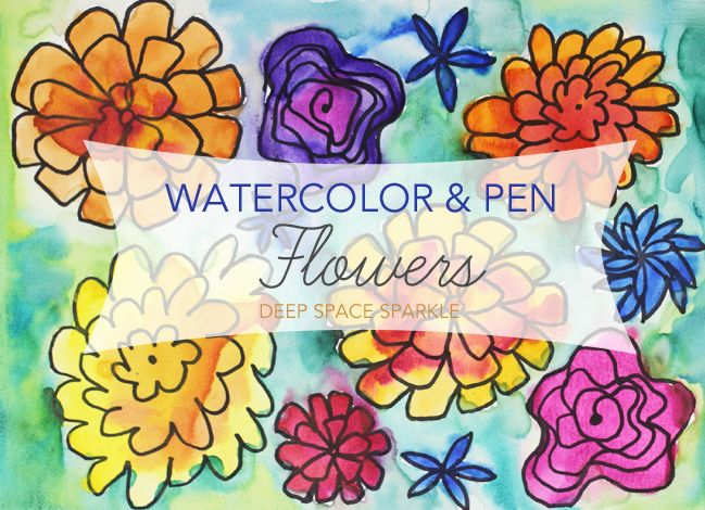 Water Color clipart art class On and First Art Pen
