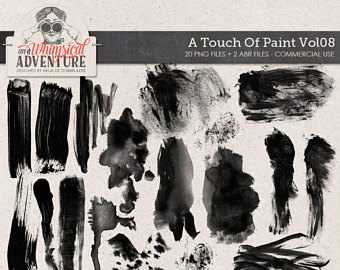 Water Color clipart painter tool Clip Painted Hand Watercolor art