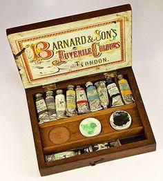 Water Color clipart painter tool Collectors for Bernard Box Watercolor