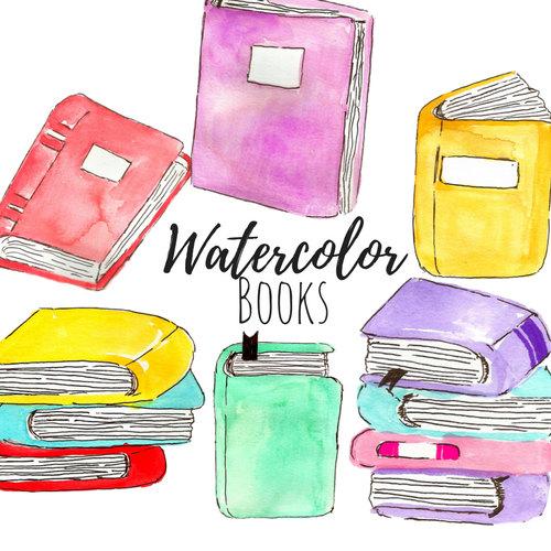 Water Color clipart school thing Clip Etsy Art art art