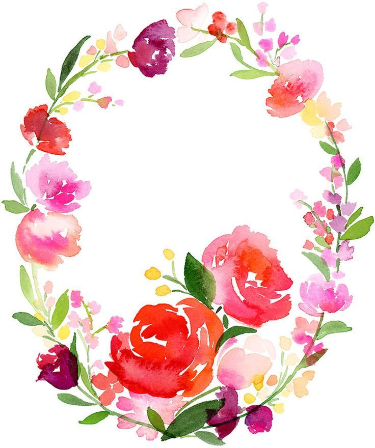 Water Color clipart wall painting #12