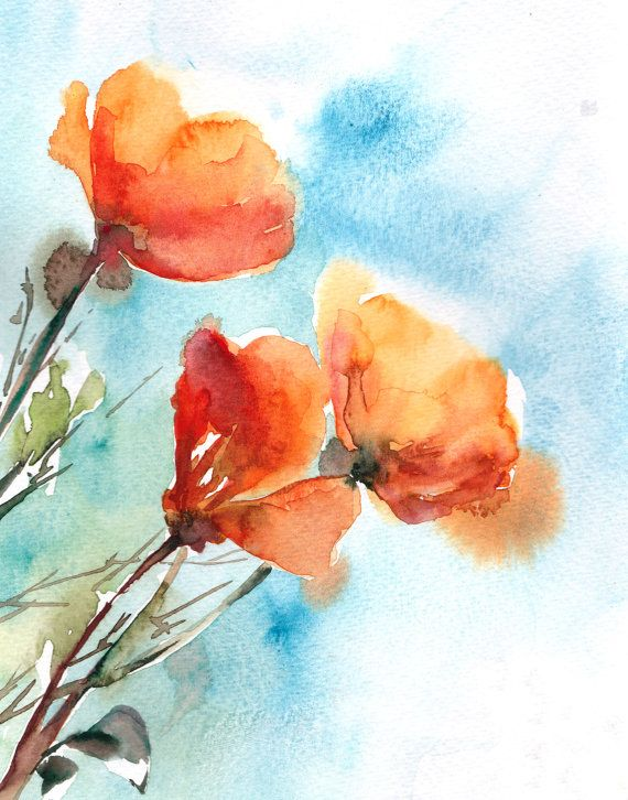 Water Color clipart wall painting #13