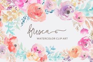 Water Color clipart watercolour Graphics Templates Watercolor  Art