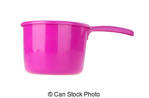 Dipper clipart On water  scoop water