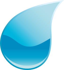 Water Droplets clipart public domain #12