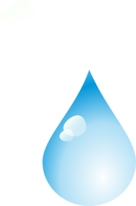 Water Droplets clipart single Clipart Water Clipart art drop