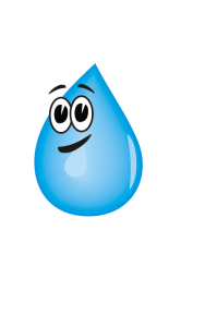 Water Droplets clipart transparent Water Droplet Download Art Clip
