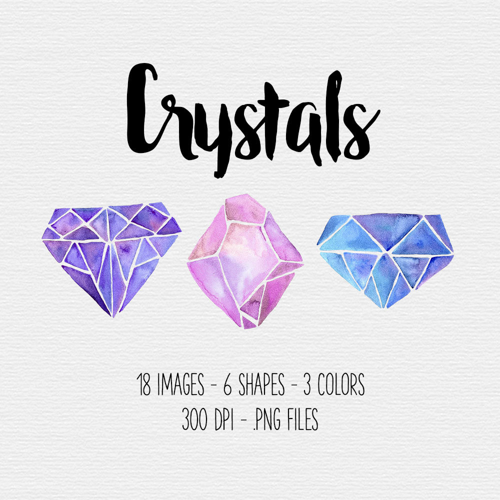 Crystal clipart gemstone File Crystal Clipart Clipart Clipart