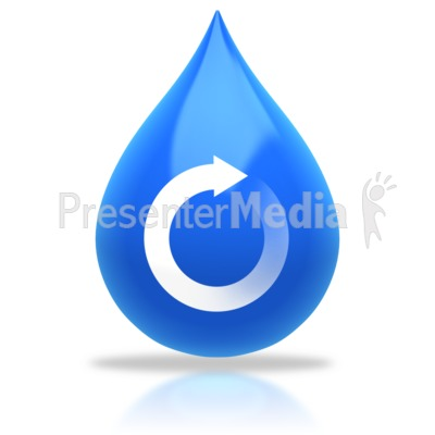 Waterdrop clipart animated #15