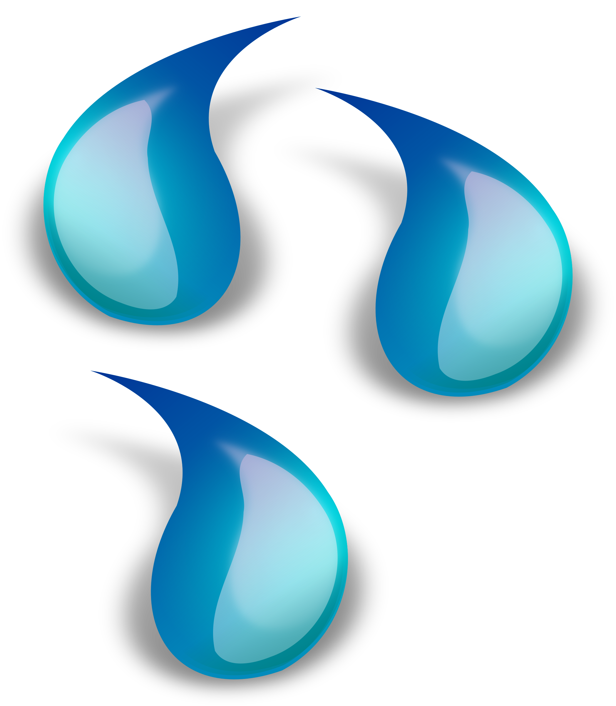 Water drop (PNG) BIG IMAGE
