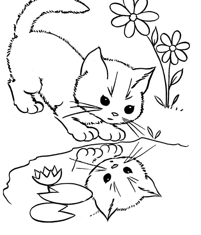 Coloring pages pages Water pump