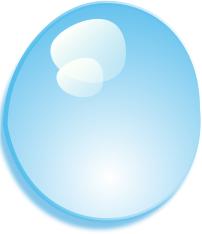 Water Droplets clipart public domain #4