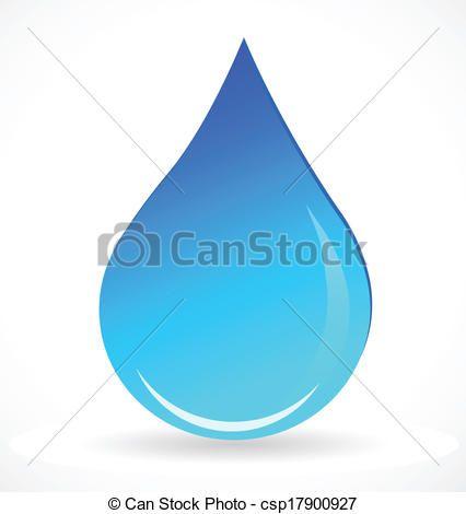 Waterdrop clipart graphic #8