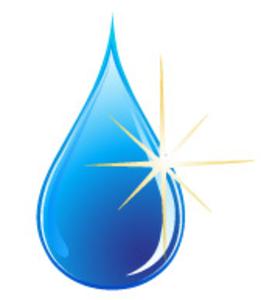 Water Droplets clipart public domain #2