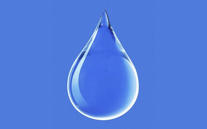 Waterdrop clipart pure water Water drop vectors and 2017