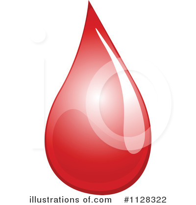 Waterdrop clipart warm water #1