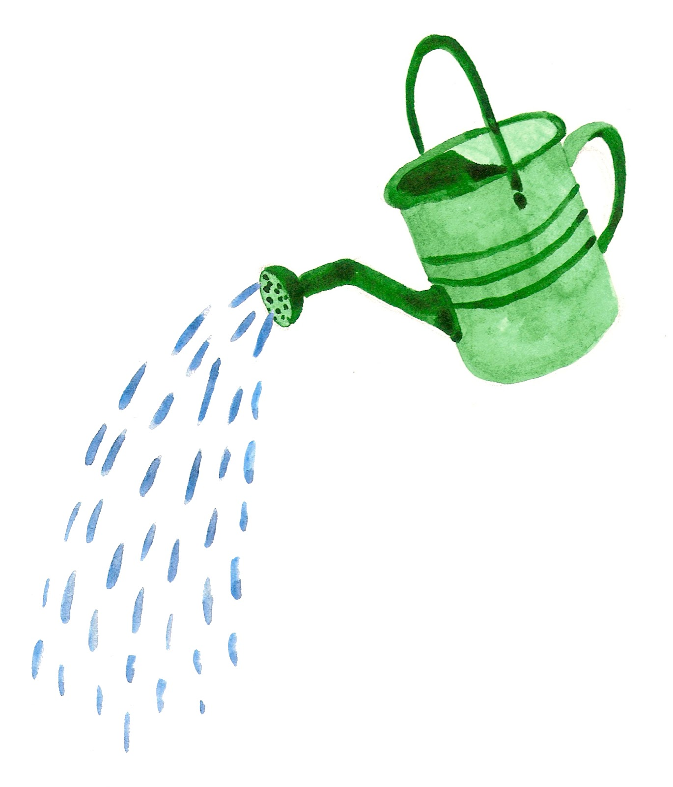 Watering Can clipart WikiClipArt 2 art can Watering