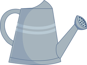 Watering Can clipart cartoon Plant can clipartfest Watering Art