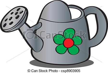 Watering Can clipart cartoon Clipart Can of Metal Can