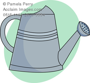 Watering Can clipart cartoon Can Image Art Watering a