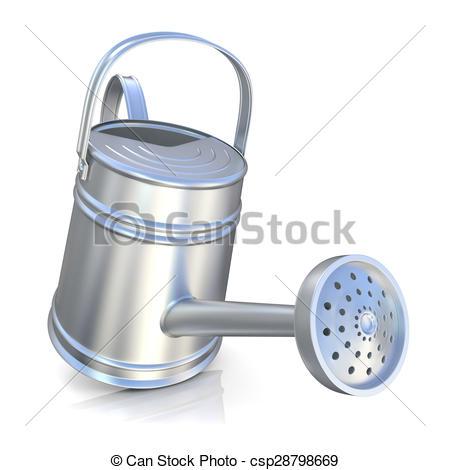 Watering Can clipart sprinkling  with Metal sprinkler watering