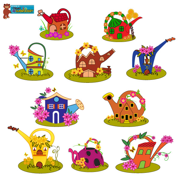 Watering Can clipart water can Can Download  $5 00