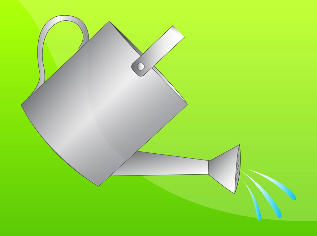 Watering Can clipart water can Can free download Watering clip